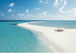 Landaa Giraavaru beach