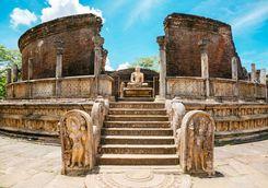 Ancient city Sri Lanka