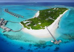 Six Senses Laamu Indian Ocean holiday