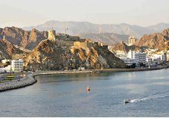 Muscat Port