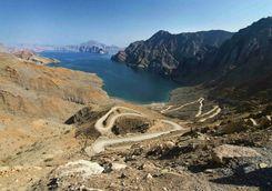 Musandam fjord