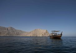 zighy bay dhow cruise