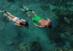 snorkelling holiday