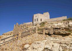 castle oman