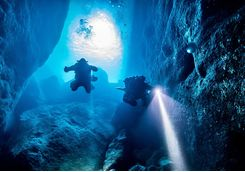 cave of the crystals gozo