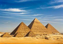 pyramids egypt cairo
