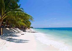 beach bohol island