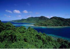 qamea island vli