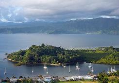 island fiji vanua levu island
