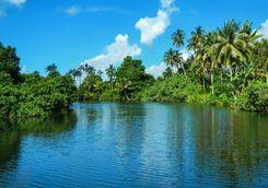 river bouma village