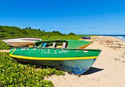 levera beach grenada