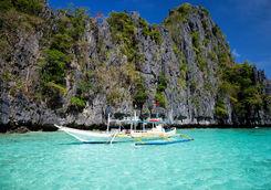 limestone island boat