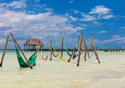isla holbox hammocks