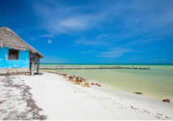 holbox beach house