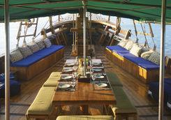 Tiger Blue main deck