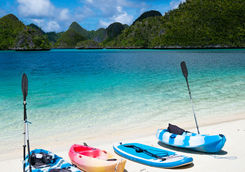 pianemo kayaking