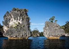 Limestone Islands, Misool