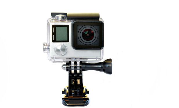 Borrow a GoPro