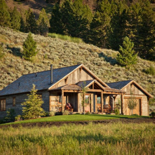 Ranch at Rock Creek, luxury hotel in the Great American Wilderness