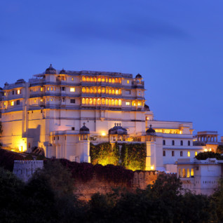 Devi Garh, luxury hotel in India