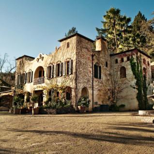 Exterior at Kenwood Inn, luxury hotel in Napa & Sonoma Valley