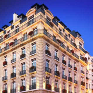 Hotel keppler paris luxury hotel france original travel for Hotel original france