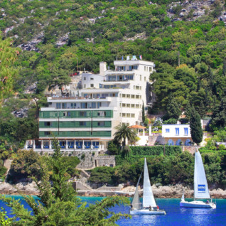 Hotel More, luxury hotel in Croatia
