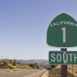 Highway One, the California Coast Road Trip