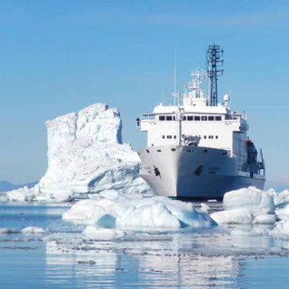 Akademik Ioffe - Antarctic