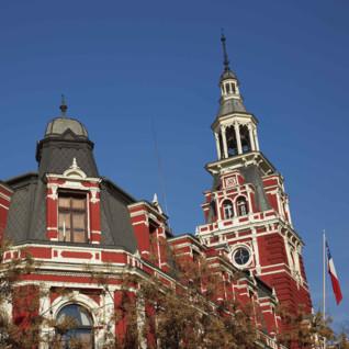 Santiago Fire Station at Plaza de Armas