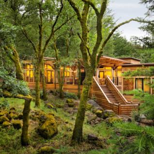Calistoga Ranch, luxury hotel in Napa & Sonoma Valley