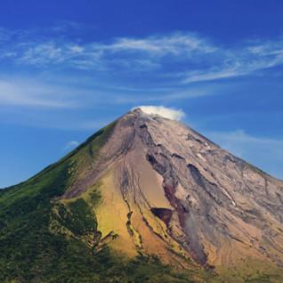 Conception Volcano