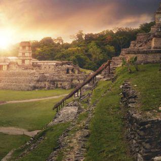 Palenque Ruins, Chiapas