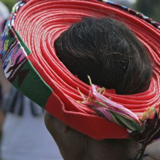 Guatamalan Headress