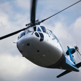 Helicopter, Kenya