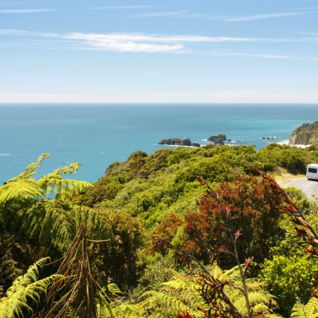Campervan Road Trip, New Zealand