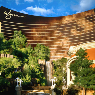 The Wynn Las Vegas, luxury hotel in Las Vegas