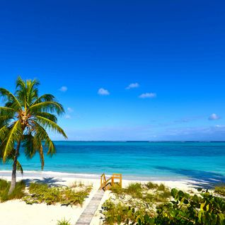 Turks and Caicos islands beach
