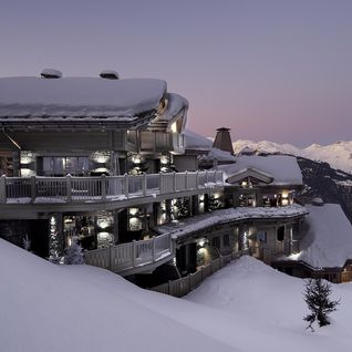 Le K2 Hotel, Courchevel