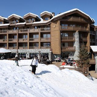 Le Portretta, Courchevel