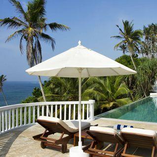 Pointe Sud Villa, pool view