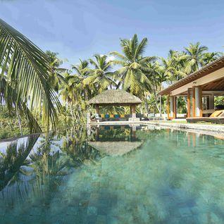 Swimming Pool at Kumara Villa, Sri Lanka