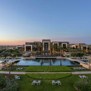 Main building, Fairmont Royal Palm Marrakech