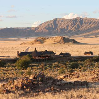 hoodia desert lodge view