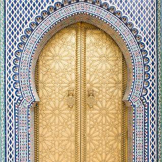 fez doorway