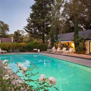 Pool at the Farmhouse Inn