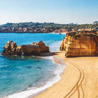 algarve portimao beach