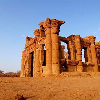 Ruins in Sudan