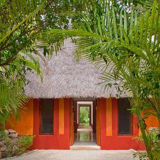 Doorway at Hacienda San Jose