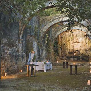 Chapel at Hacienda Uayamon